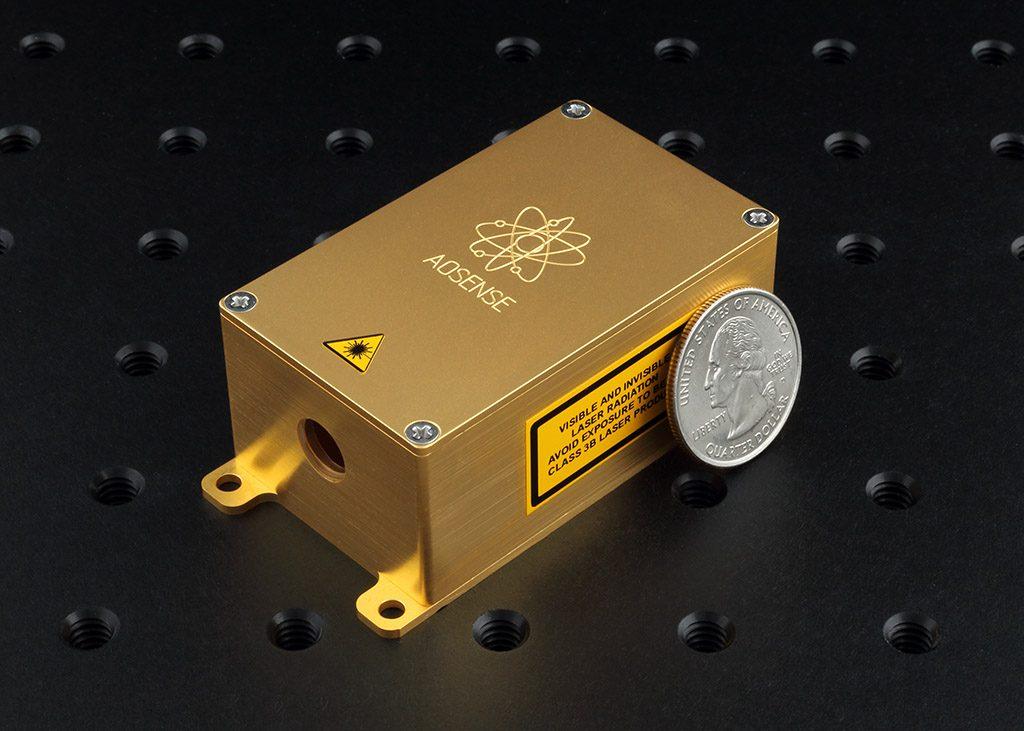 AOSense External Cavity Diode Laser (ECDL)