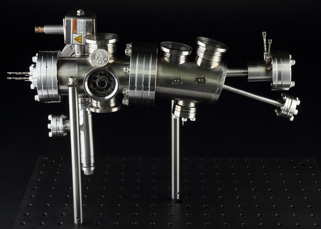 Custom compact vacuum system