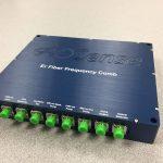 Erbium Fiber Frequency Comb